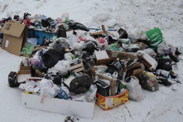 Региональный оператор не может вывезти мусор из поселков Таймыра