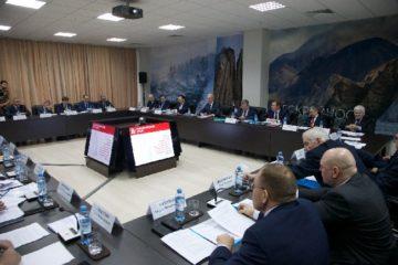 В краевой столице обсудили перспективы развития северных территорий
