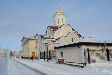 19 января норильчане отметят важный православный праздник – Крещение Господне