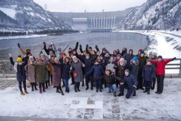 Победители второго тура инженерного марафона I MAKE побывали в научном лагере в Саяногорске