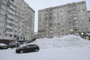 Определен норильский двор, который благоустроят по проекту «Формирование комфортной городской среды»
