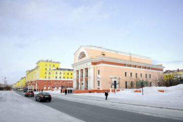 Штормовое предупреждение шестой день действует в Норильске