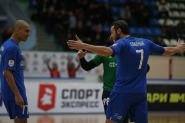 МФК «Норильский никель» дважды победил «Новую генерацию» на домашней площадке