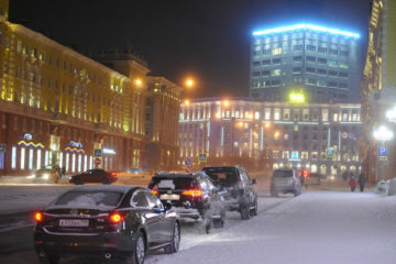 За год в Норильске подешевело топливо