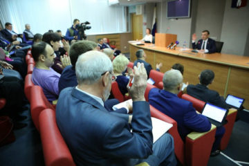 Бюджет Норильска вновь планируют скорректировать