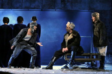 Норильская драма на время карантина переходит в онлайн
