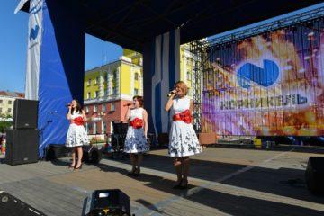 Они еще и поют: работники «Норникеля» покажут таланты на ежегодном фестивале