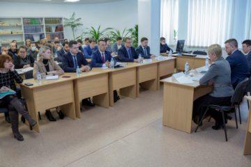 В столице Таймыра прошли общественные обсуждения по объекту «Порт бухта Север. Полигон»