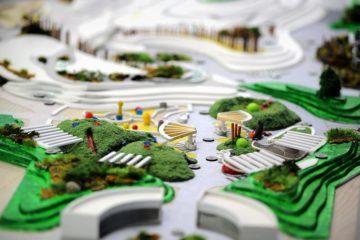 Новую концепцию парка «Озеро Долгое» одобрили на градостроительном совете