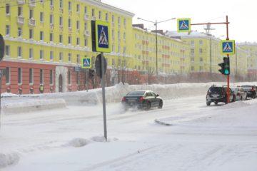 Режим работы светофоров на двух норильских перекрестках изменится