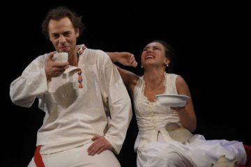 «Северный город» покажет спектакль «Леди Макбет Мценского уезда»