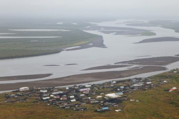 Бесплатный интернет появился в таймырских поселках Попигай и Воронцово