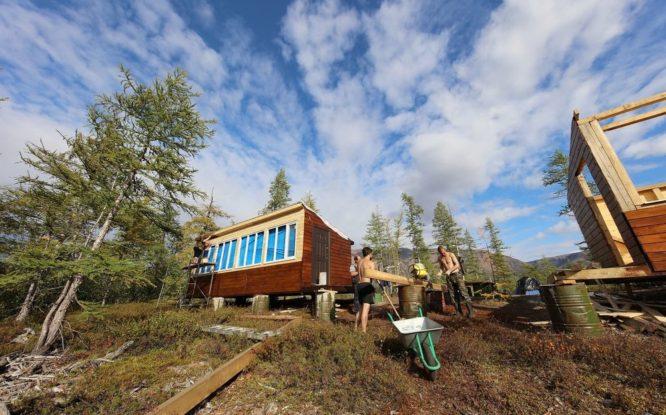 «Заповедники Таймыра» набирают команду волонтеров для летних работ на озере Лама