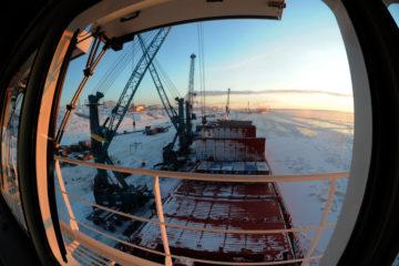 «Норникель» готовится к завершению зимней навигации и весеннему паводку
