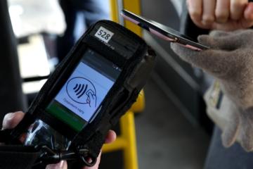 В норильских муниципальных автобусах теперь можно платить картой