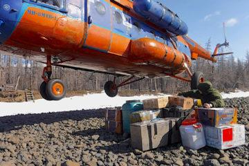 На плато Путорана открыли сезон работы кордона «Северный Аян»
