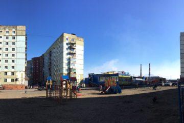 В Норильске летом отремонтируют четыре детские площадки