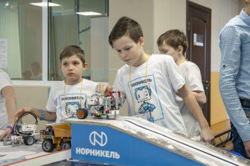 Ученики «РобоНикеля» создадут робота-чемпиона для соревнований