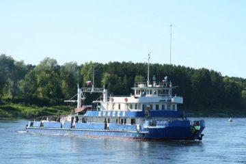 Енисейское пароходство продолжает северный завоз