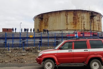 В Норильске ликвидируют последствия инцидента на ТЭЦ-3