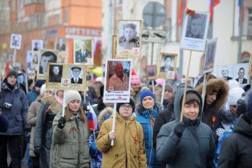 9 Мая норильчане вместе исполнят песню «День Победы» и почтят память павших минутой молчания