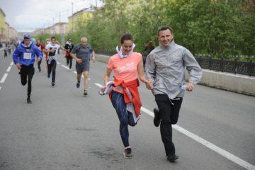 Наталья Коростелева: «Пятый год подряд мы побежим ради детей, во имя здоровья»