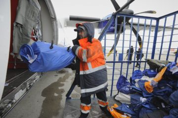 «Норникель» выделил 60,8 миллиона рублей на доставку грузов в Норильск