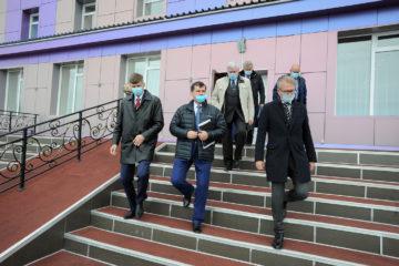 Александр Нерадько: «В Заполярье появился еще один современнейший аэропорт»