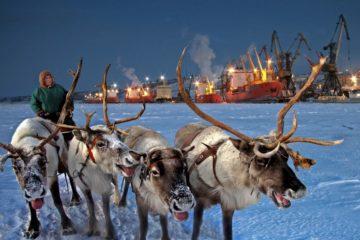 Маршрут № 4: ворота Арктики и Биг-Бен