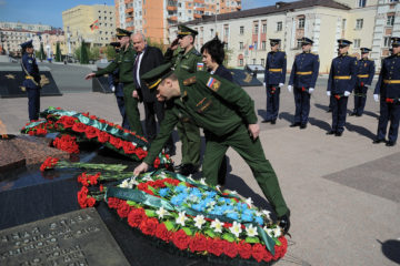 В День памяти и скорби в Норильске объявят минуту молчания