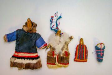 Таймырский музей представил уникальные ненецкие и долганские игрушки
