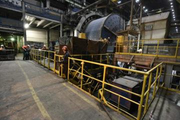 Слив оборотной воды на Талнахской обогатительной фабрике остановили