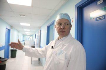 Главврач норильской больницы: «Мы еще не достигли пика заболеваемости»