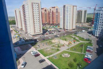 Улице Норильской в Красноярске – 20 лет