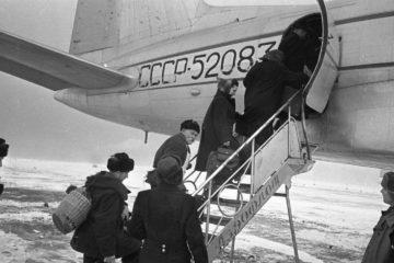 В 1959 году Совмин СССР принял постановление о строительстве аэропорта Норильск