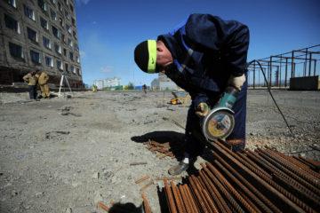 В Норильске начали обустраивать новое общественное пространство