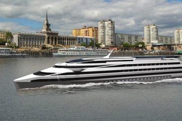 Норильчане могут дать имена двум флагманам речного флота