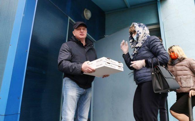 Норильские предприниматели поддержали всероссийскую акцию «Испеки пирог и скажи спасибо»
