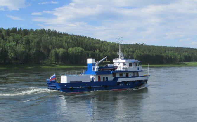 Таймыр готов к пассажирской речной навигации