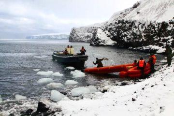 Историко-культурная экспедиция вновь будет искать следы пропавших полярников