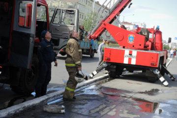 В Норильске при пожаре погиб человек