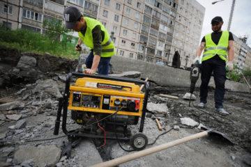 В Норильске ограничили автомобильное движение на двух дорожных участках