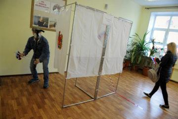 Голосование по поправкам в Конституцию в Норильске