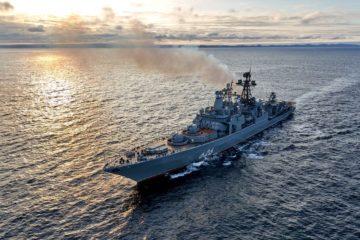 Северный флот готовится к высадке на Таймыре