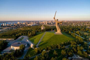 Норильск увековечили в Сталинграде