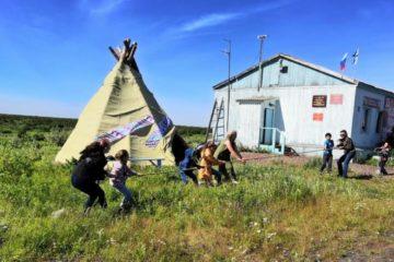 В таймырском поселке Левинские Пески отметили День рыбака
