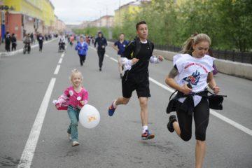 Благотворительный онлайн-забег «Норильск, беги со мной!» решили продлить