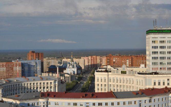 В Норильске отремонтируют сталинки, пострадавшие от шторма