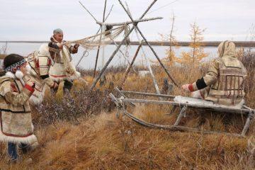 Самый древний северный народ Евразии живет на Таймыре