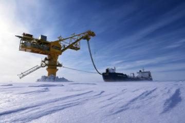 Арктическую нефть начали поставлять в Китай